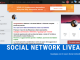 Social network Livearn
