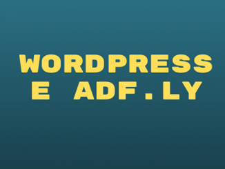 Wordpress e adf.ly